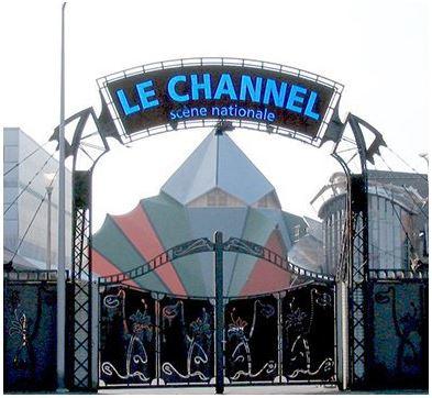 Site du Channel Scène Nationale