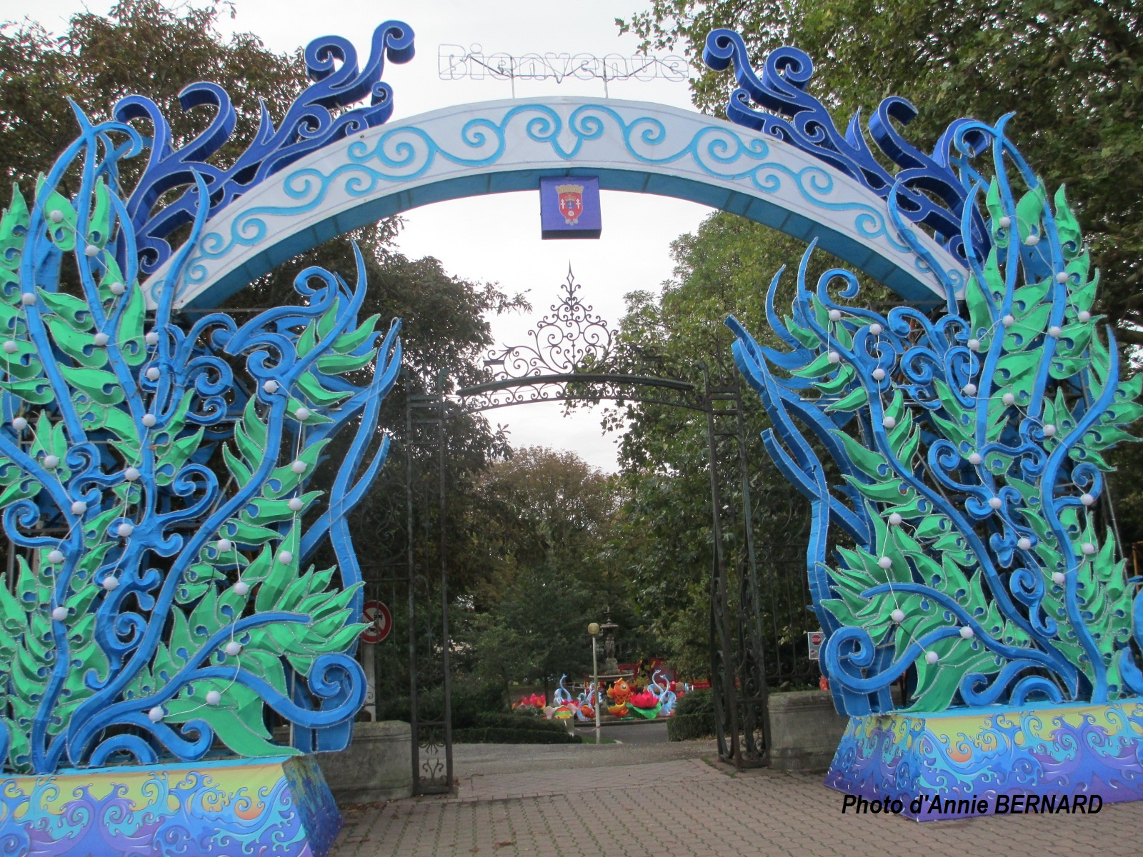 Bienvenue dans le parc Saint-Pierre