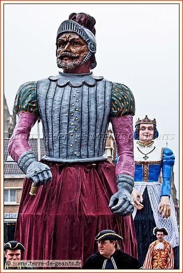 Jéhan de Calais et Constance du Portugal