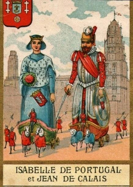 Affiche sur Constance et Jéhan