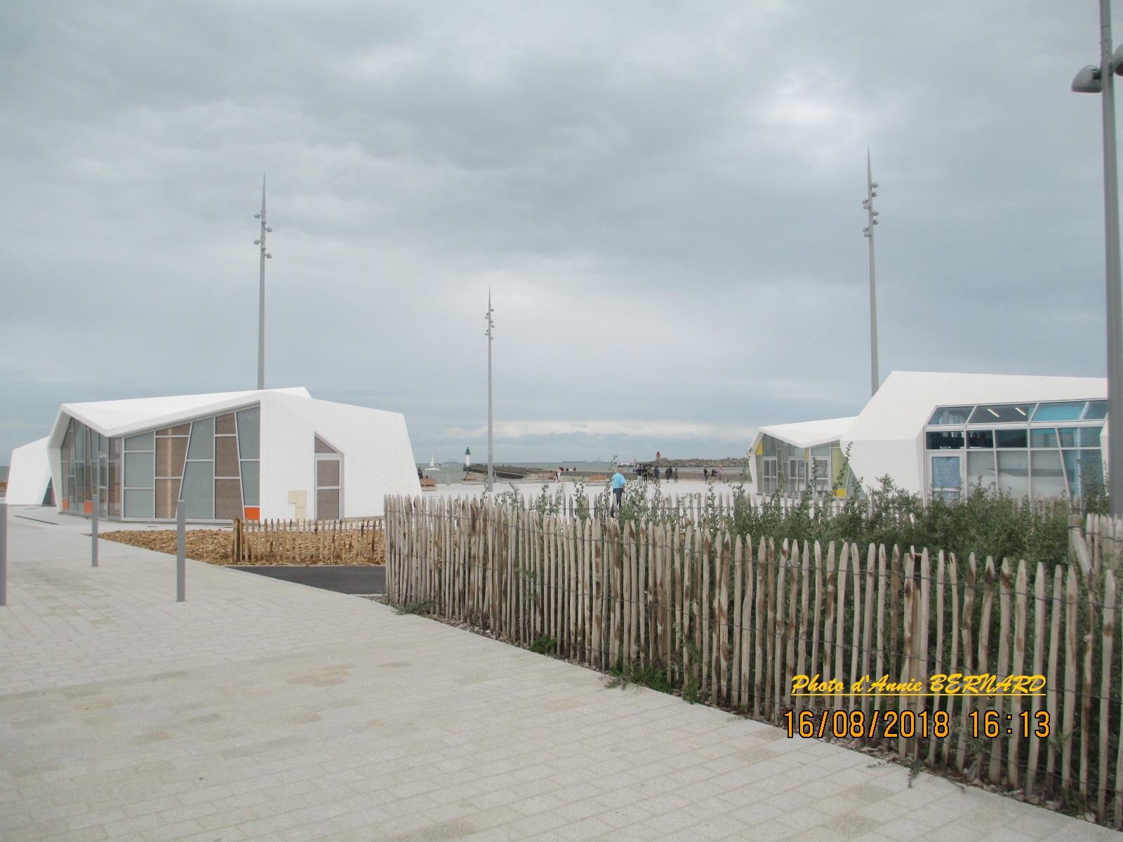 Du changement sur le front de mer de Calais