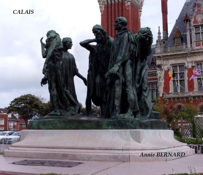 Les Six Bourgeois de Calais....