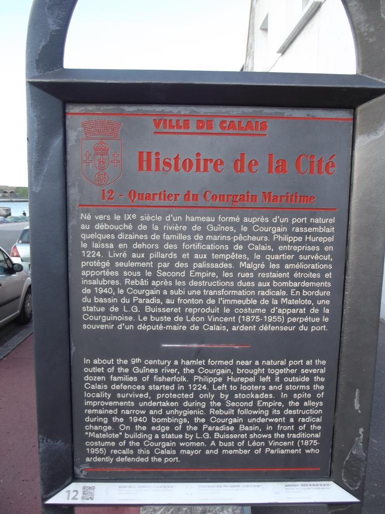 Quartier du Courgain Maritime