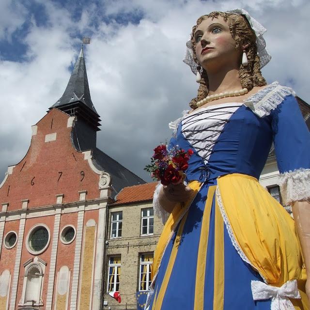 Belle Roze d'Ardres