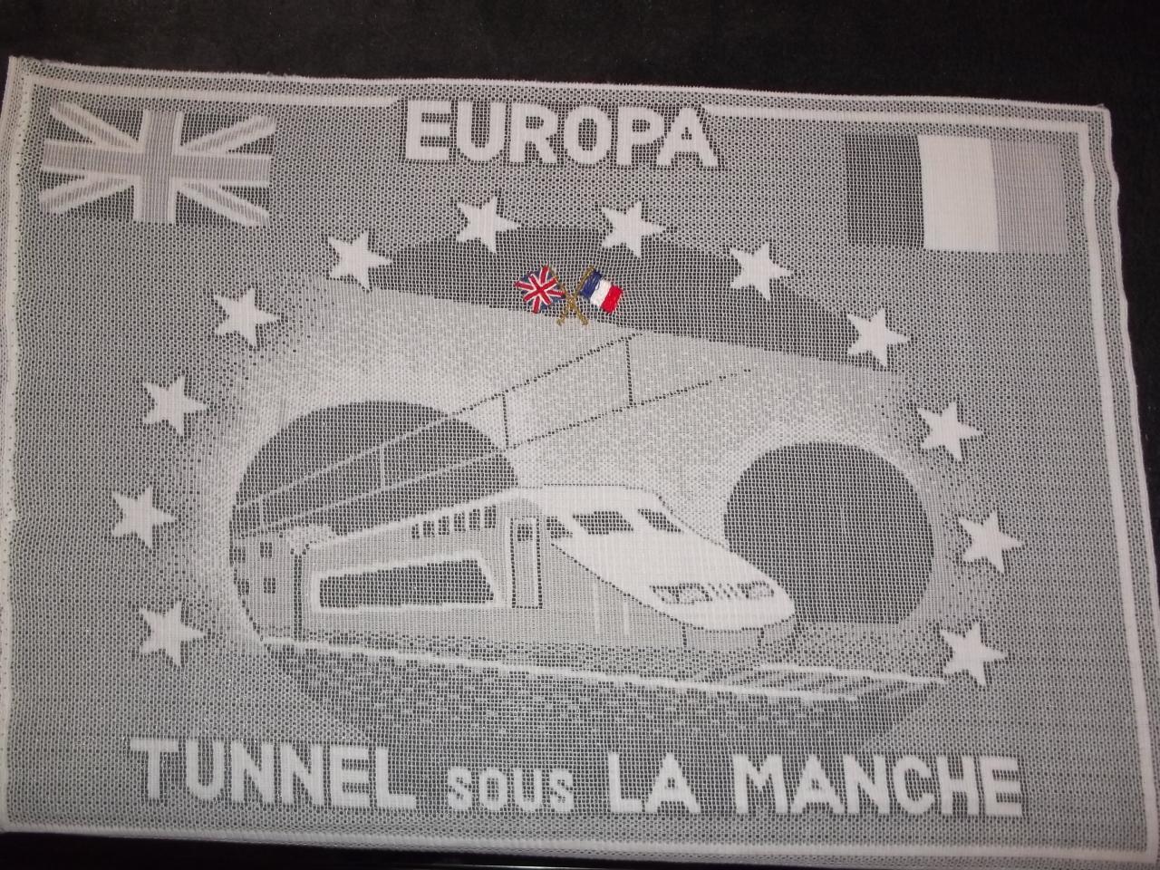 Tunnel sous la manche, l'Orient Express