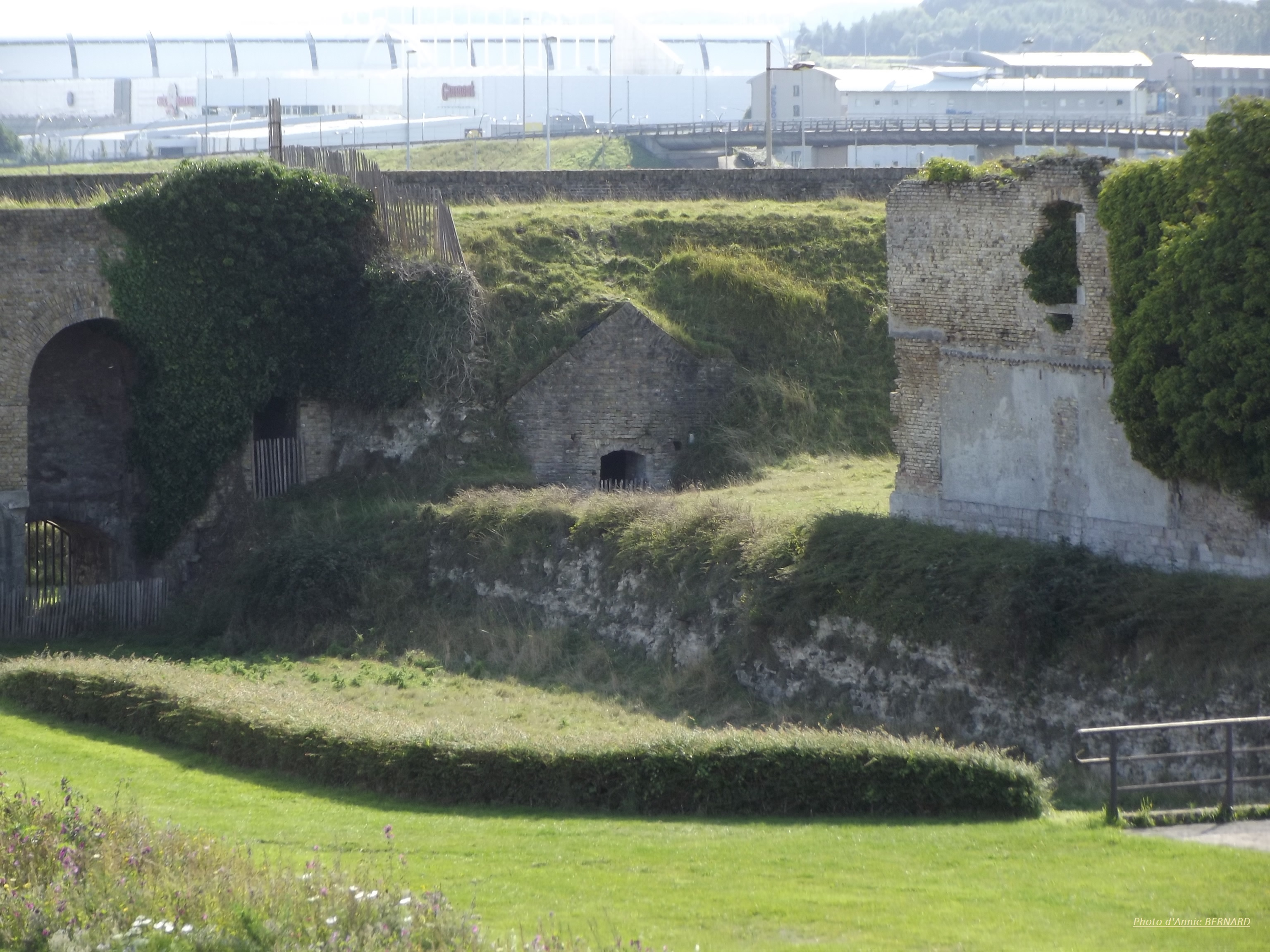 Un autre lieu dans le fort