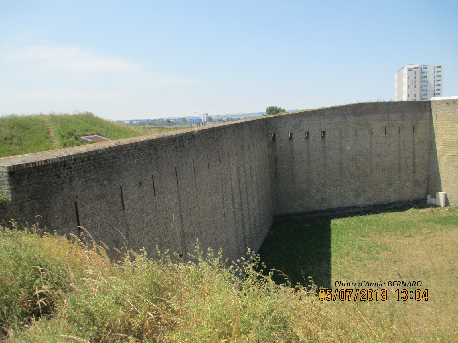 Muraille du Fort