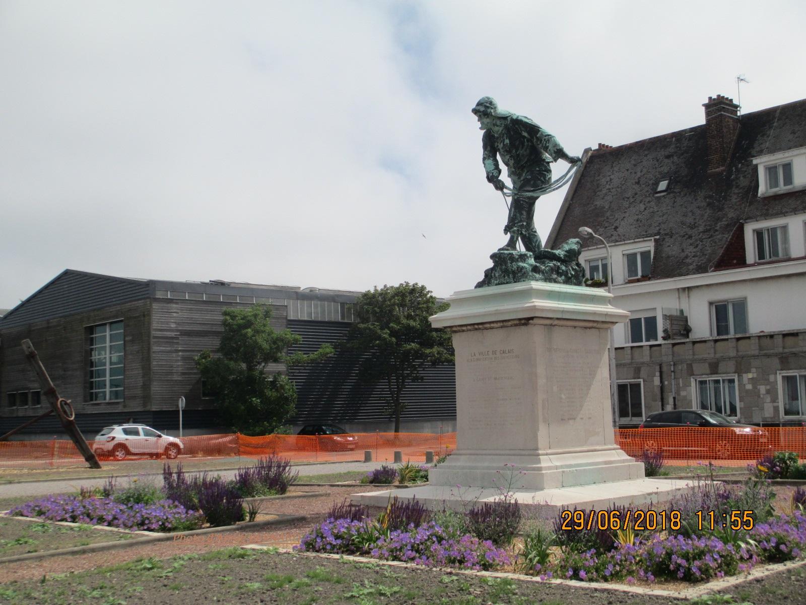 Monument Gavet