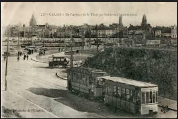 Calais autrefois