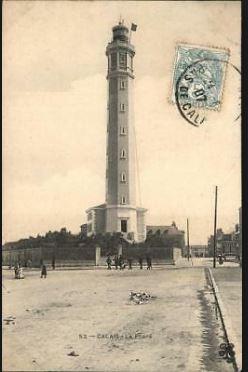 Phare de Calais