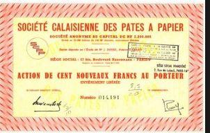 Ancienne usine de Calais