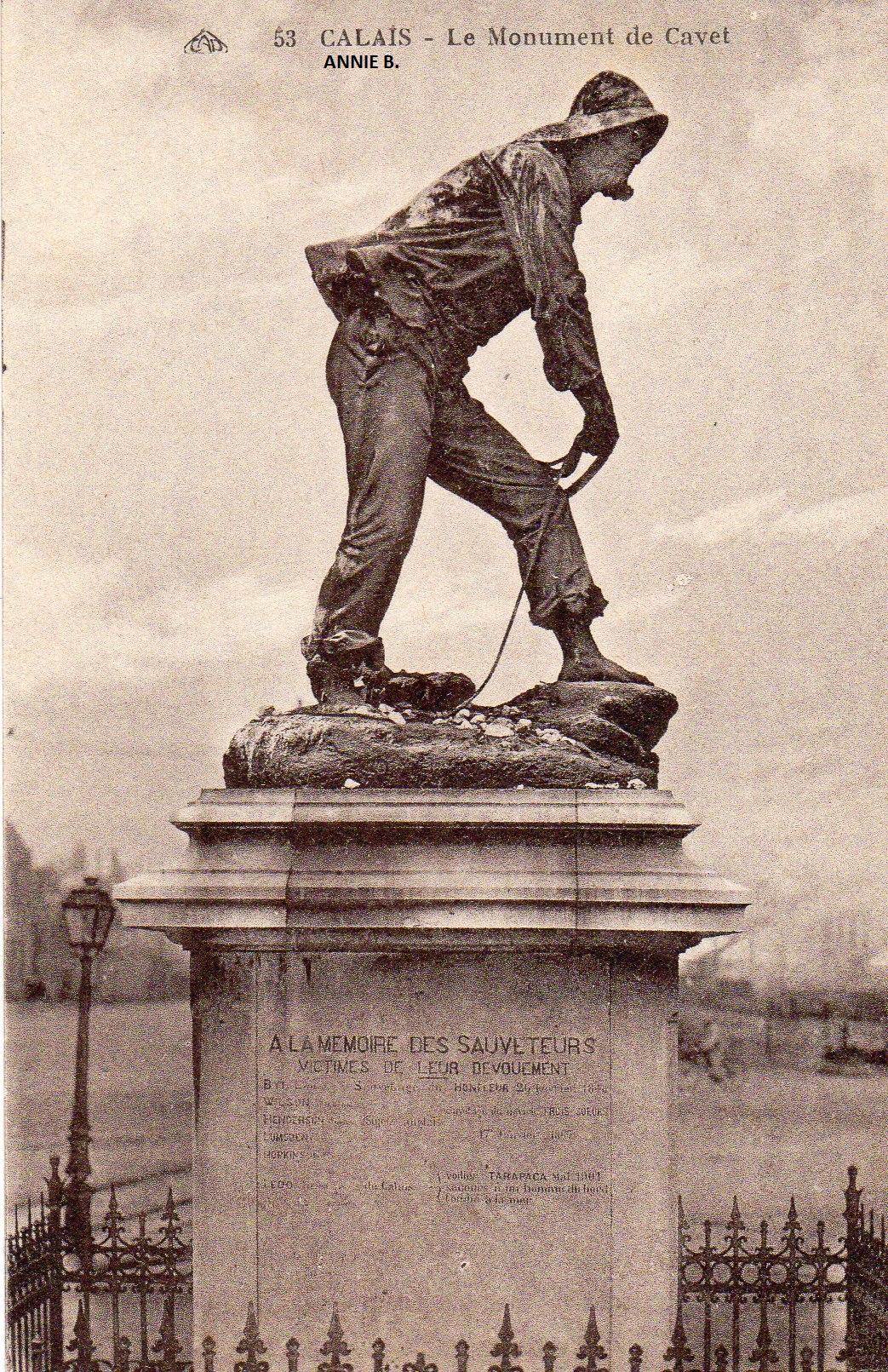 Monument des sauveteurs