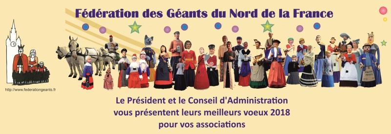 Fédération des géants du Nord de la France