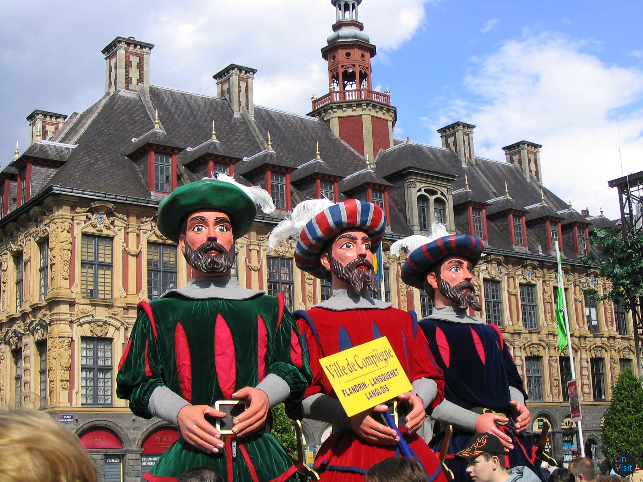 Géants de Compiègne
