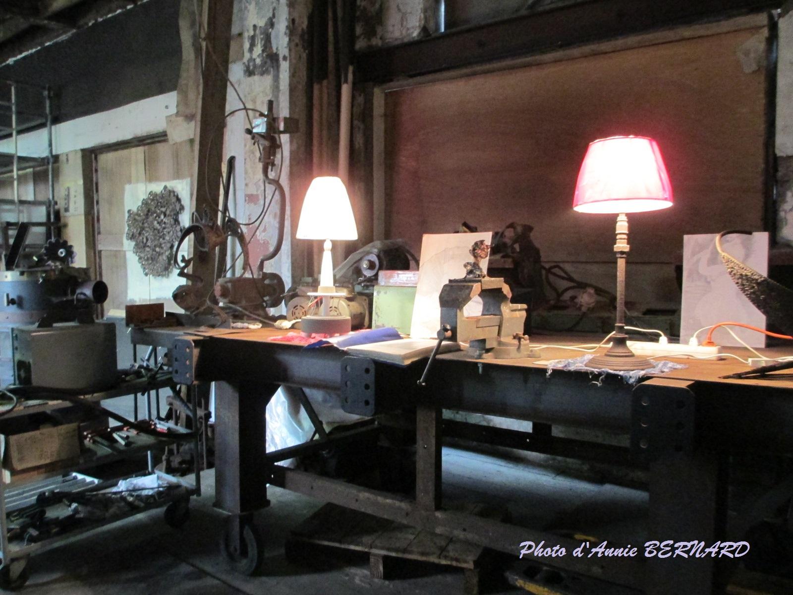 L'atelier de Sacha