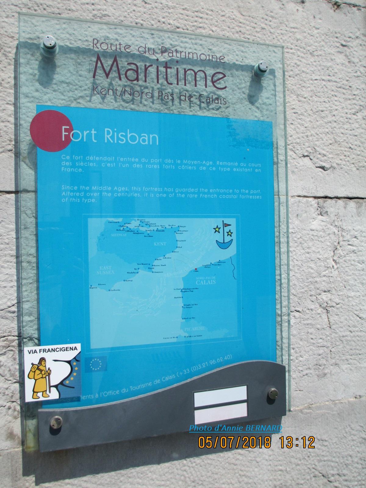 Infos sur le Fort Risban