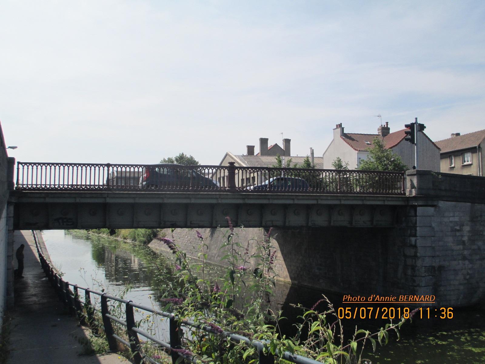 Pont de Saint-Pierre de Calais