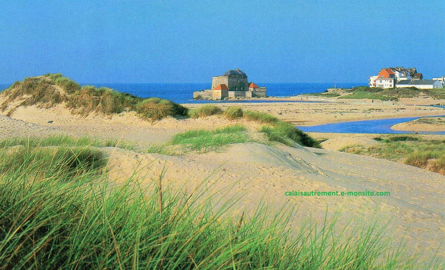 Le fort d'Ambleteuse