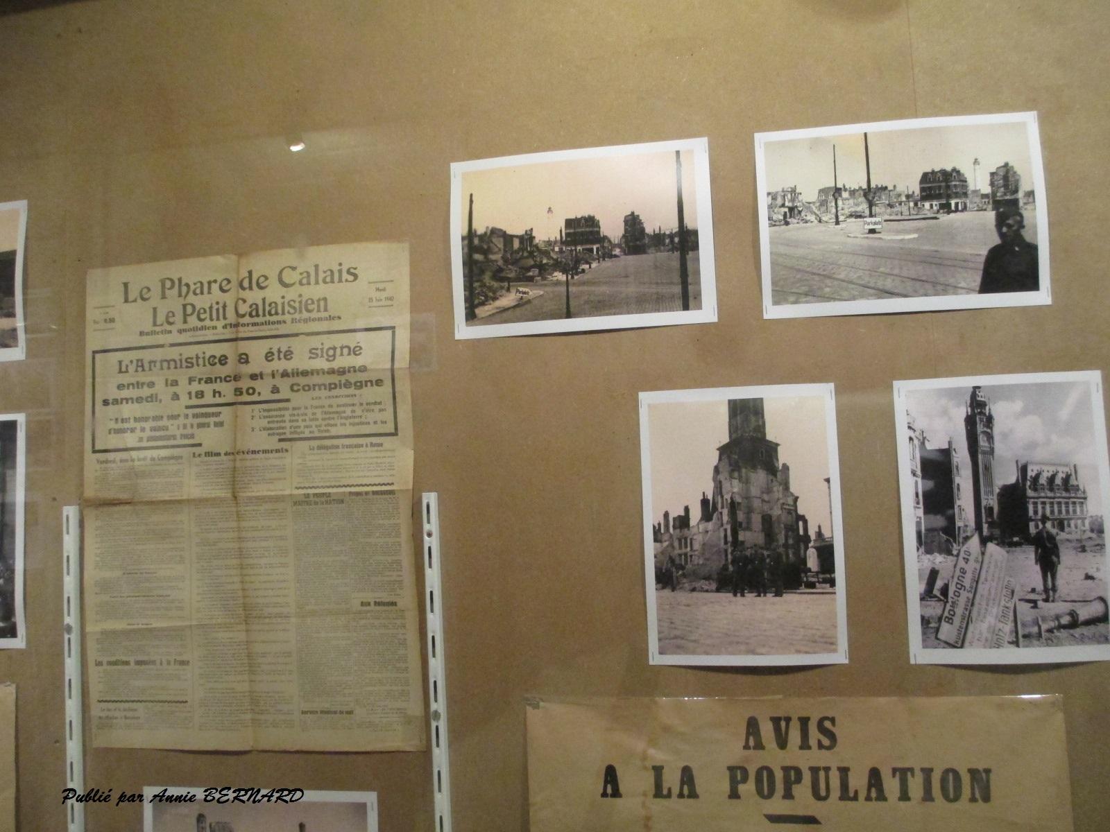 Photos du passé de Calais