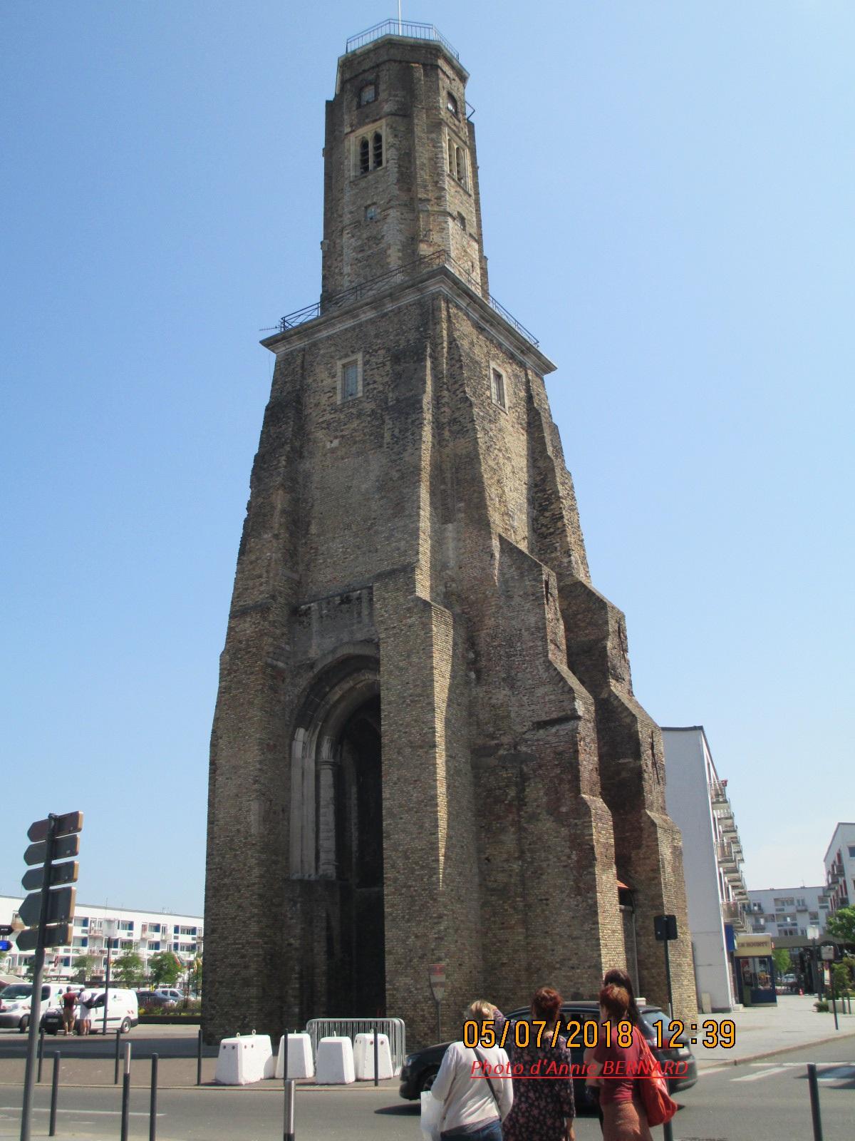 La Tour du Guet Place d'Armes