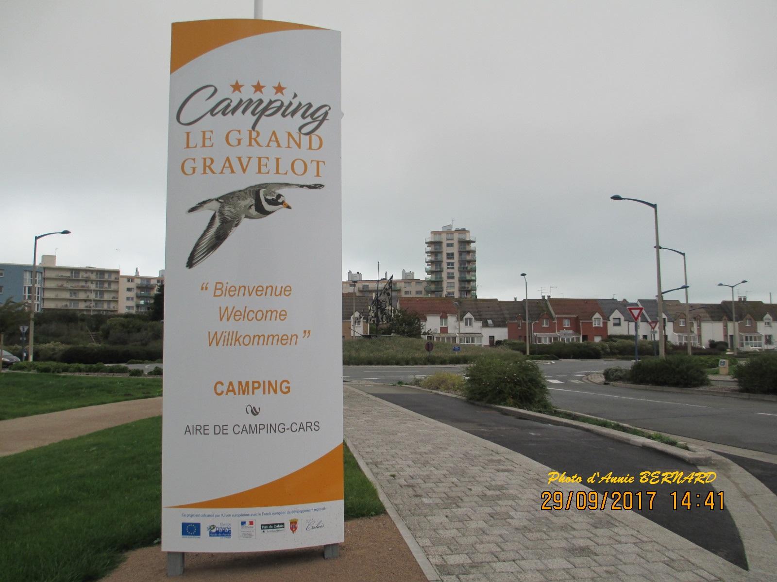 Camping municipal : le Gravelot à Calais