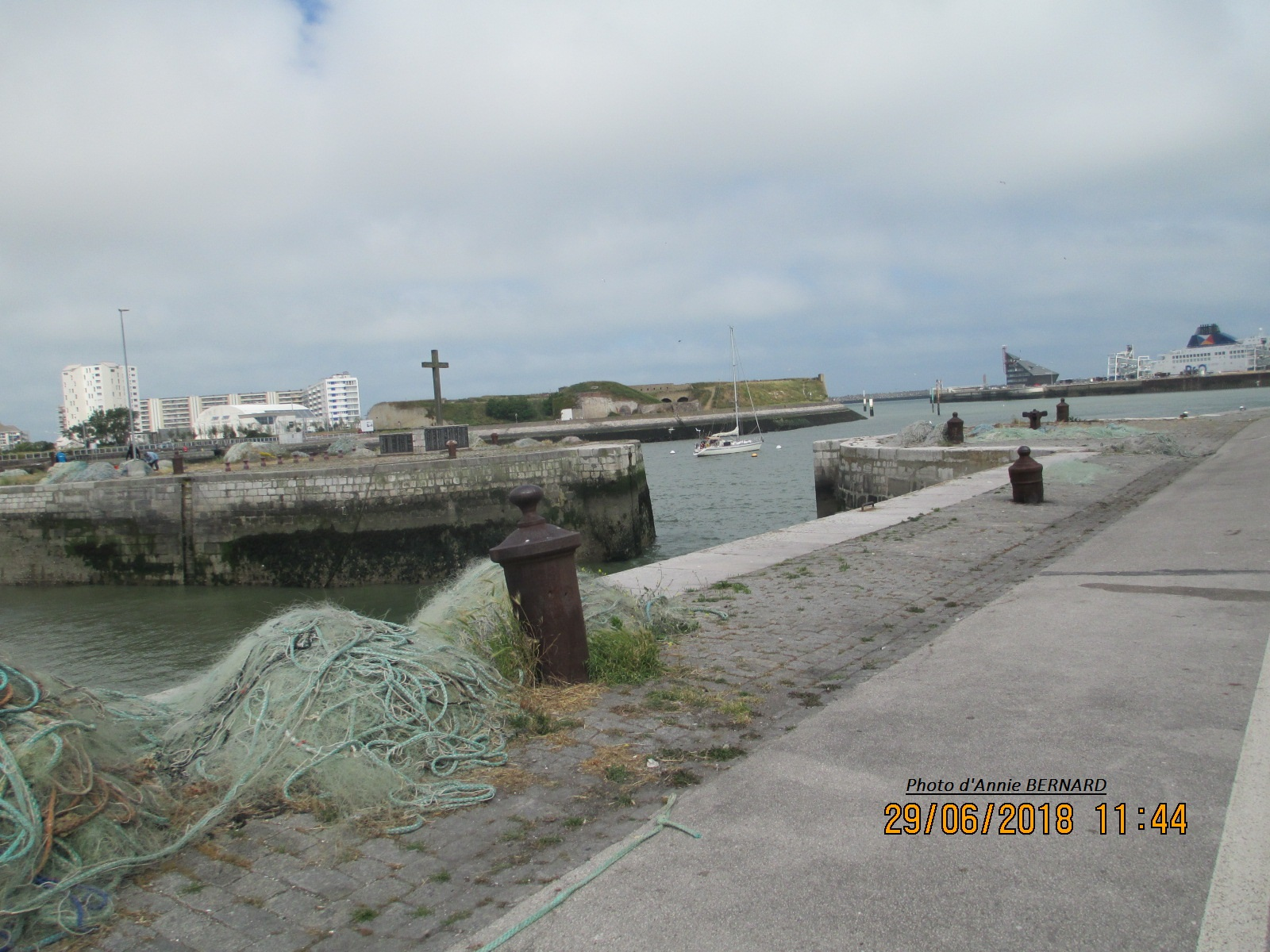 Bassin du Paradis au Courgain Maritime
