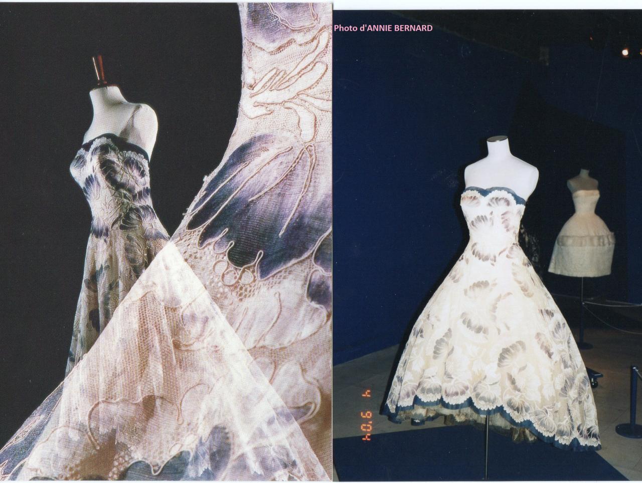 En 2004 expo Rêves de Robes au musée des Beaux Arts de Calais