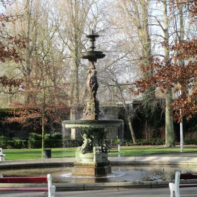 Parc Saint- Pierre