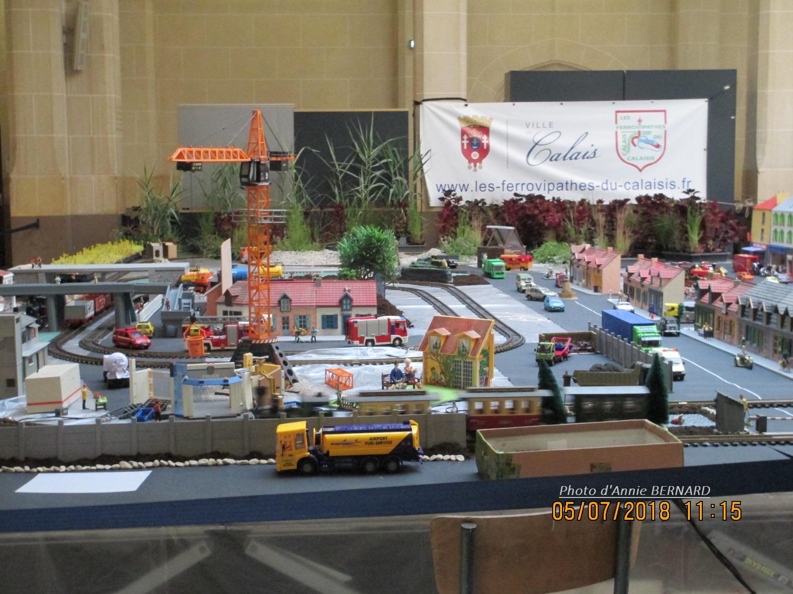 Exposition des Ferrovipathes du Calaisis