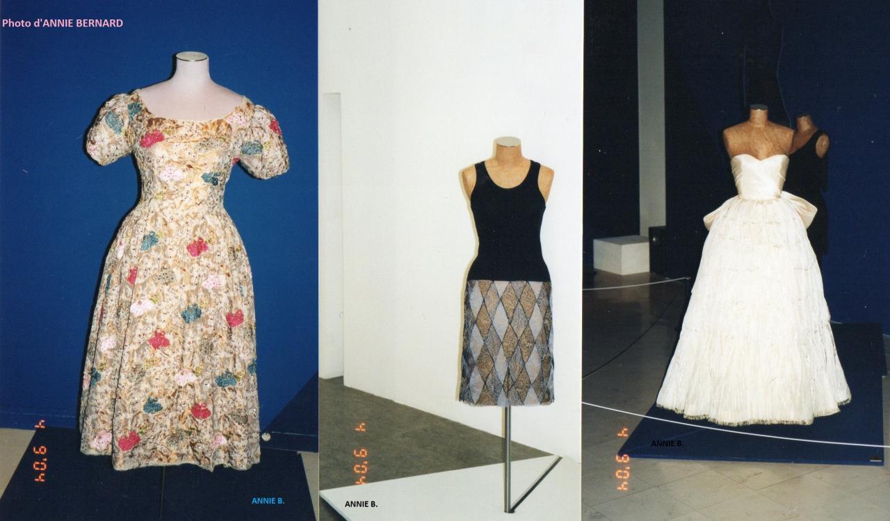 Expo en 2004 de créations au Musée des Beaux Arts de Calais