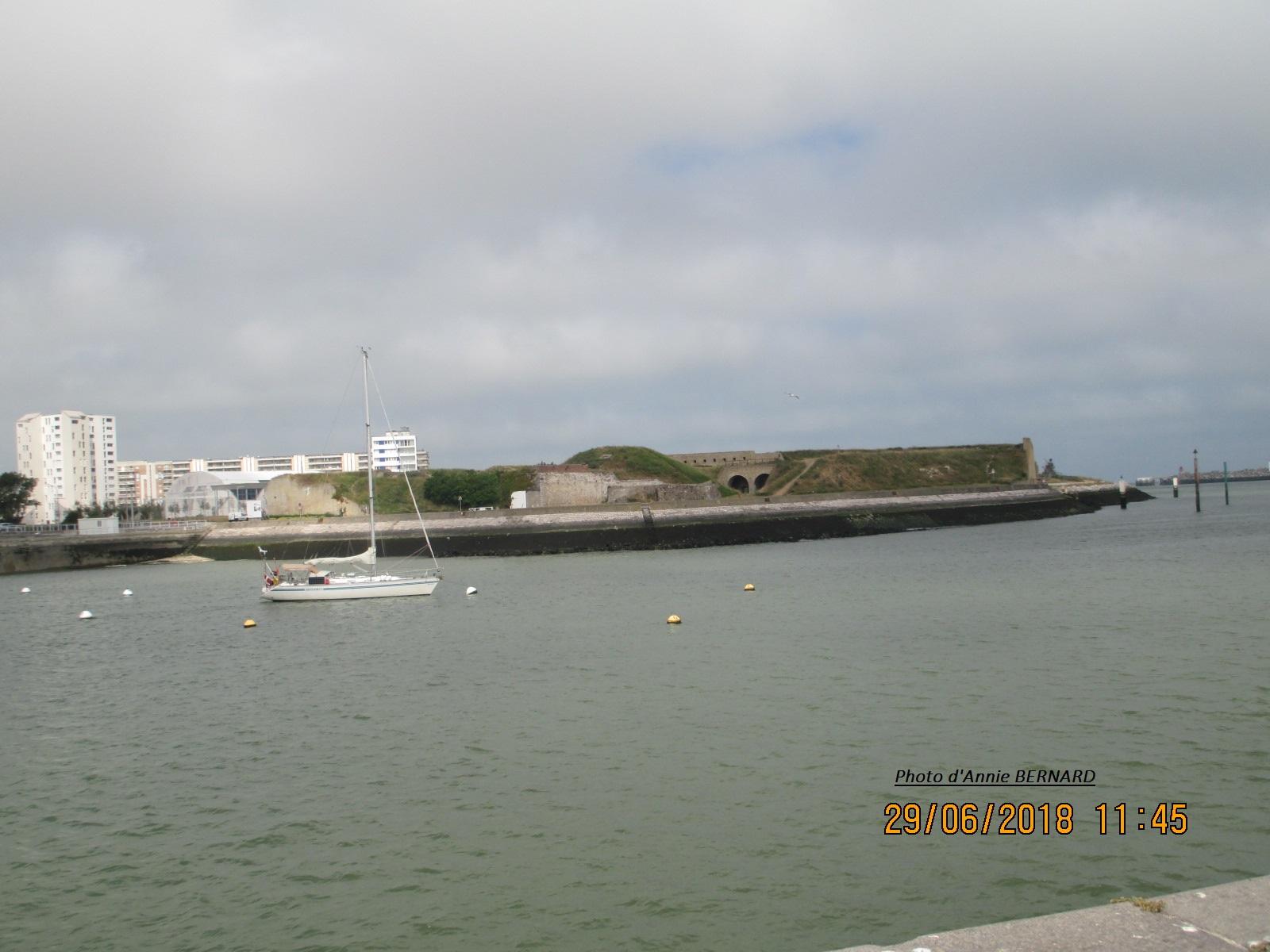 Vue sur le Fort Risban