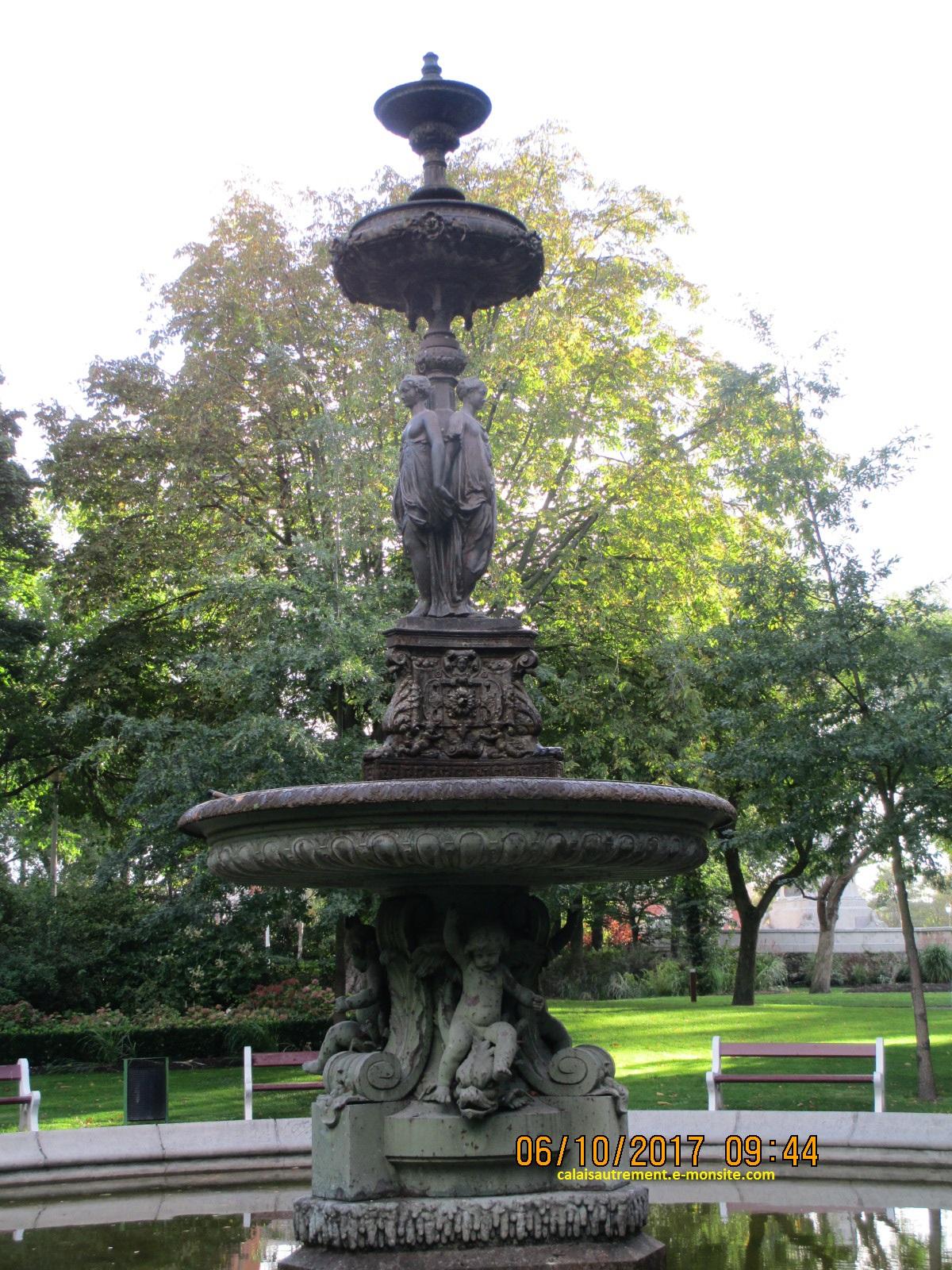 Fontaine du bassin