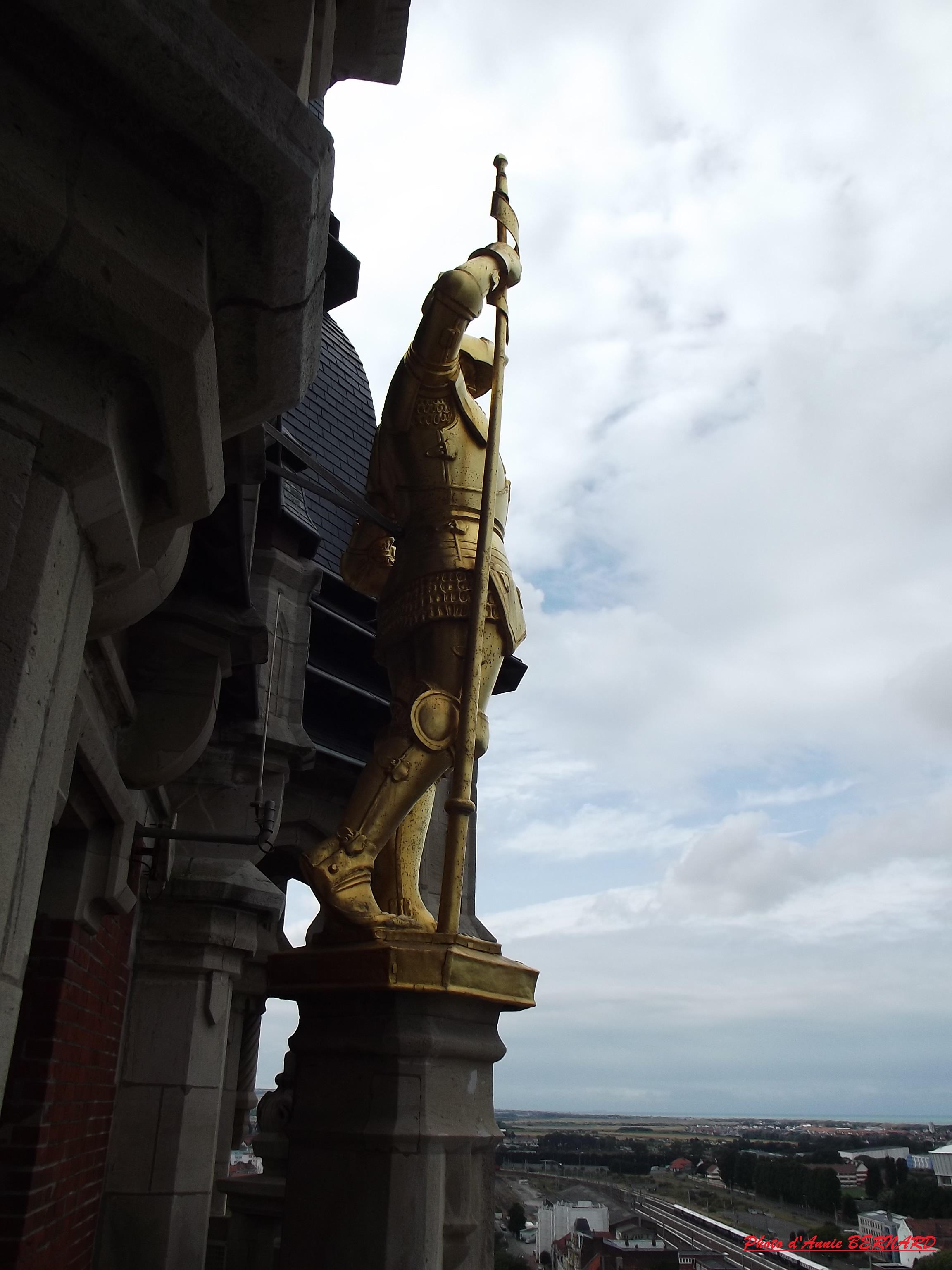 La statue du Duc de Guise