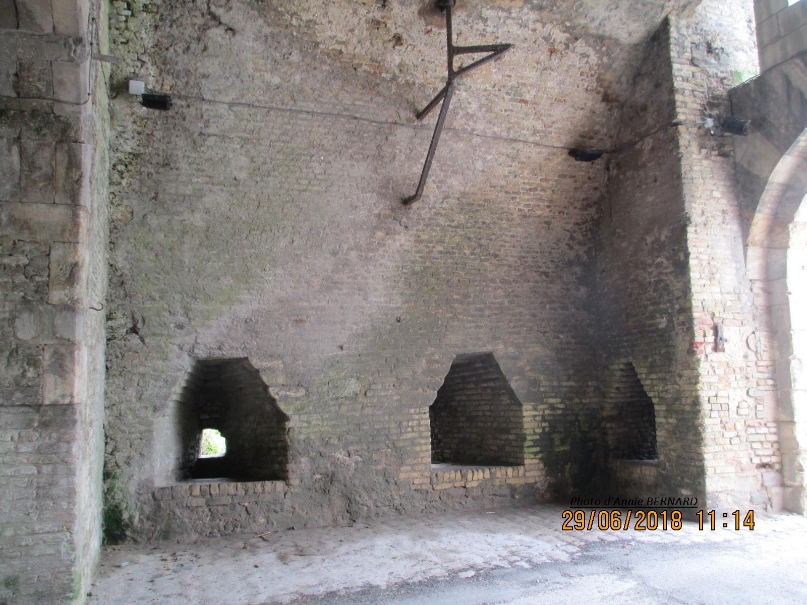 Entre deux portes de la Citadelle