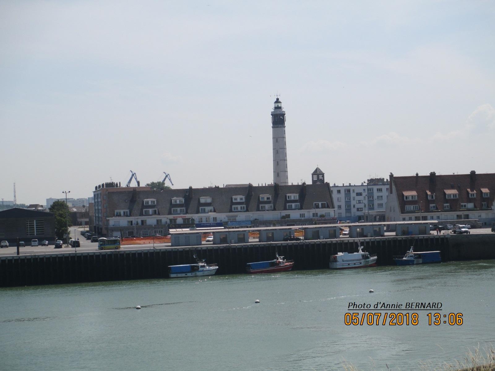 Vue sur le Courgain Maritime