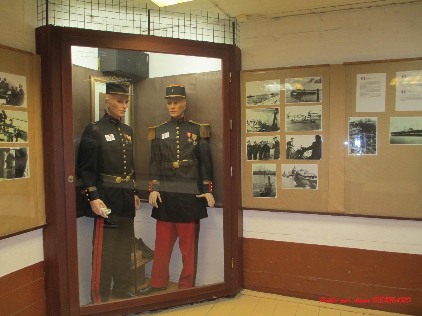 Uniformes de soldats