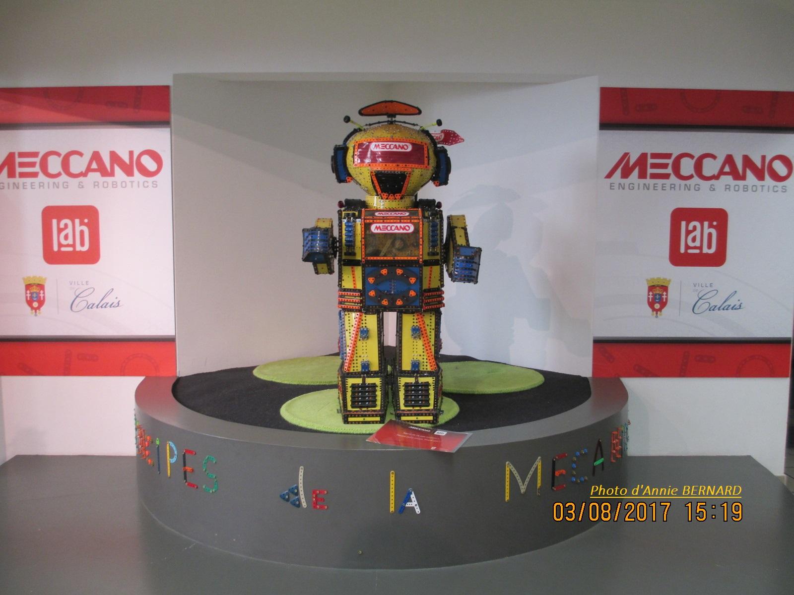 Meccano Lab à Calais
