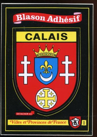 Blason de Calais