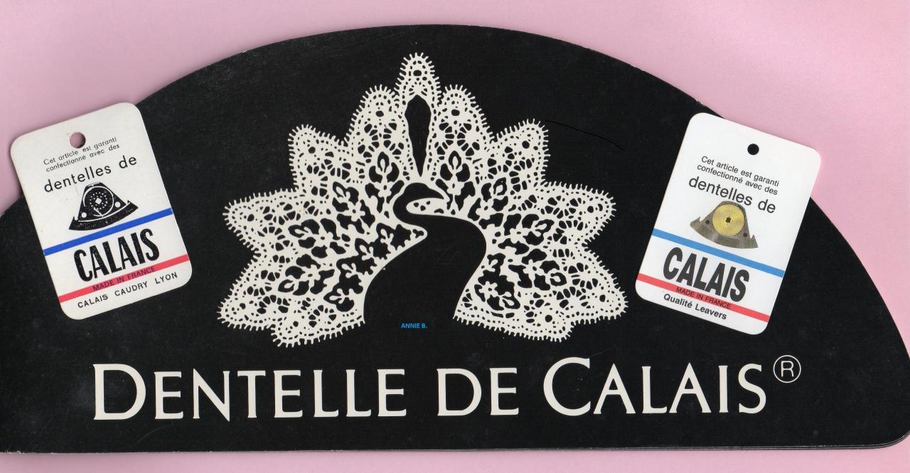 Logos de la Dentelle de Calais
