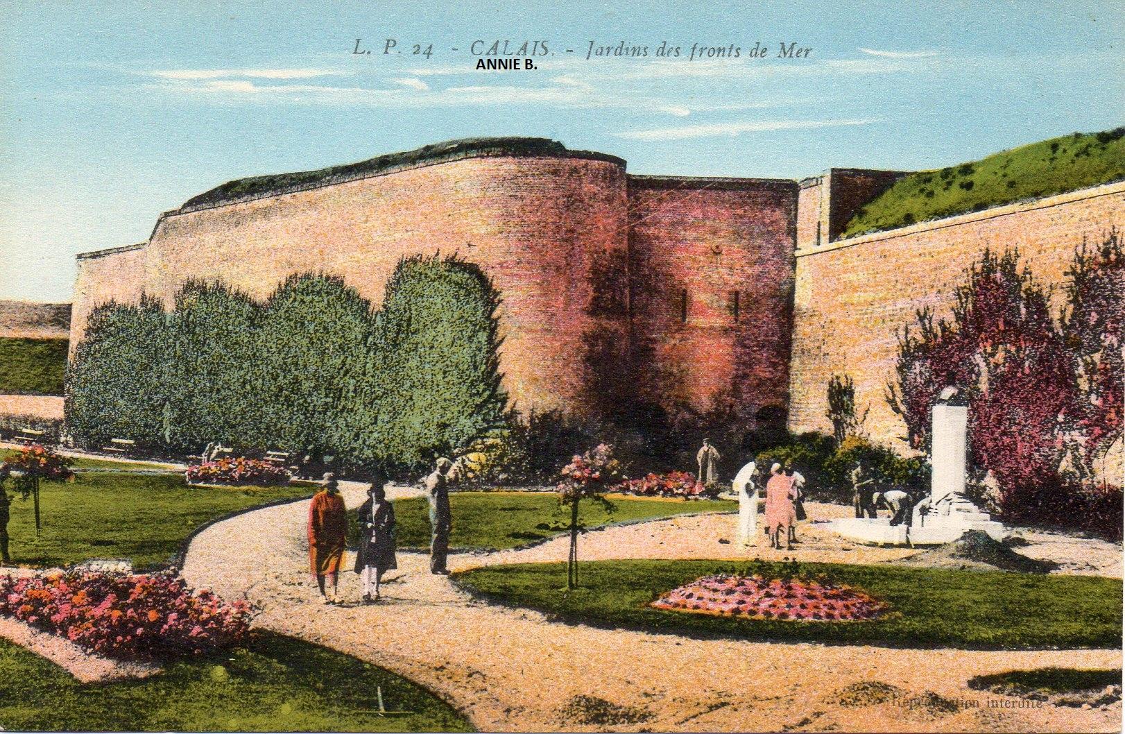 Rétro Calais: Le Fort Risban