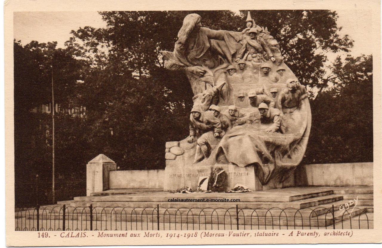 Ancien monument aux  morts de 1914-1918