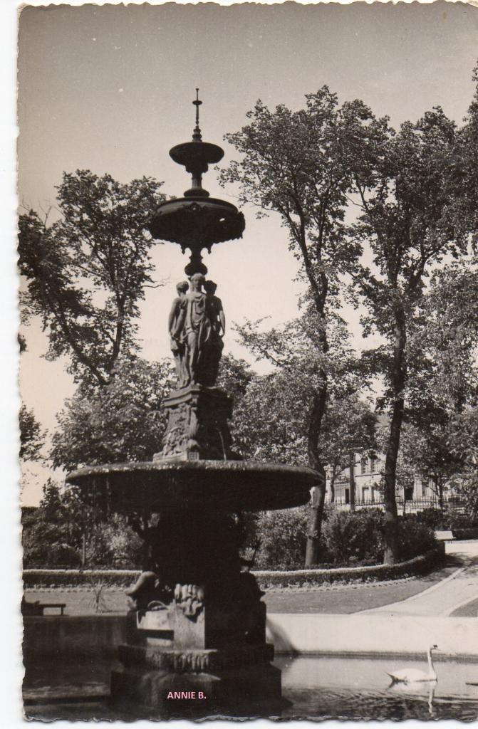 Fontaine du Parc Saint-Pierre de Calais
