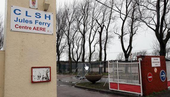 Rétro, camp Jules Ferry de Calais