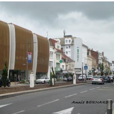 Ecole des Beaux Arts de Calais