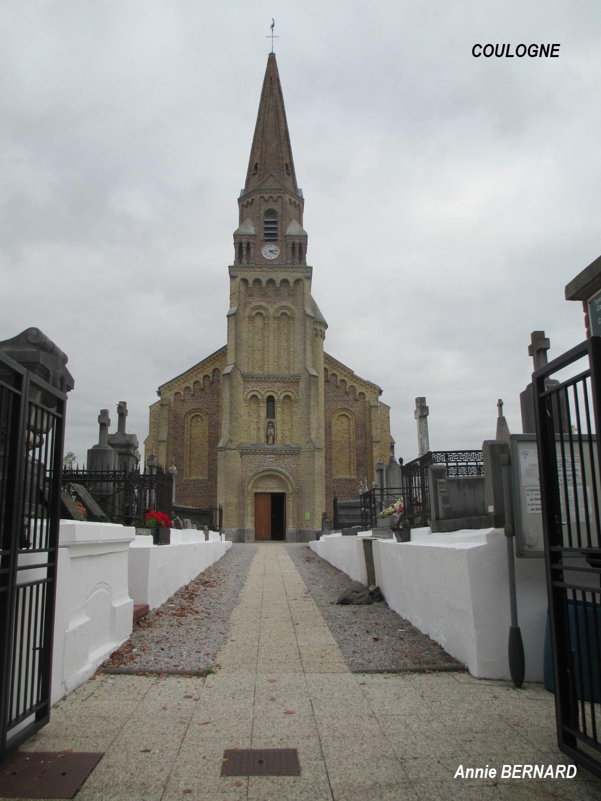 Eglise de Coulogne