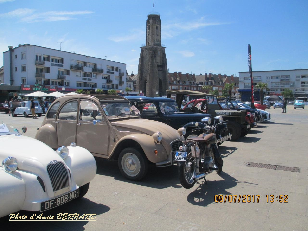 Expo de voitures anciennes