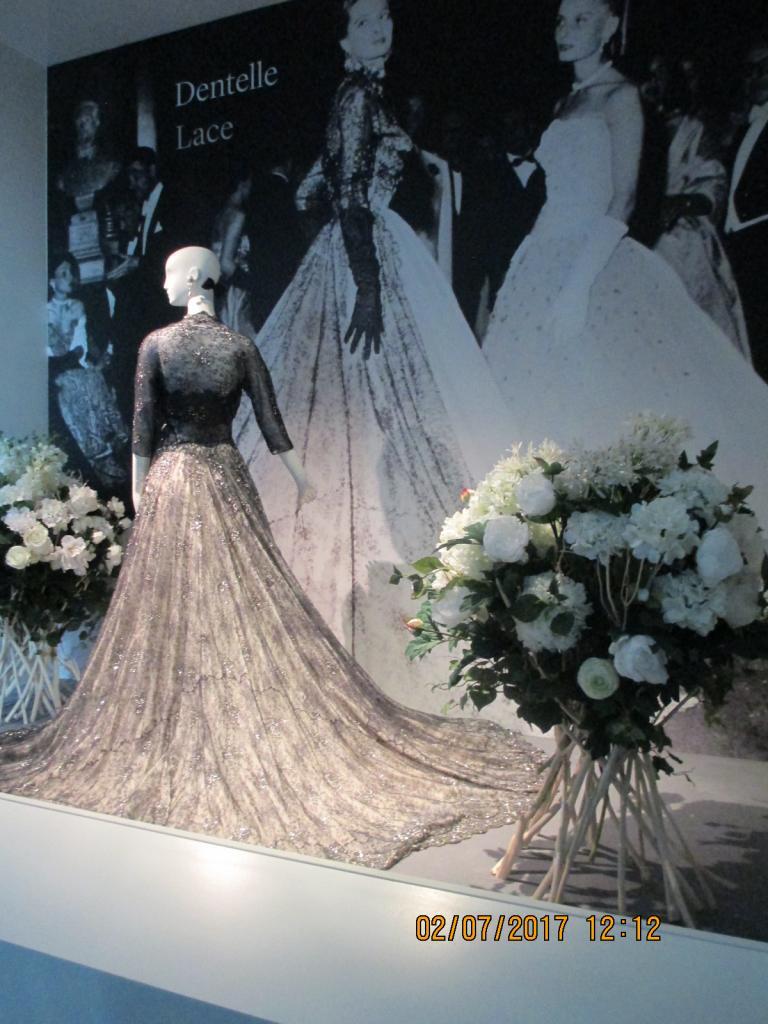 Exposition sur Hubert de  Givenchy à la Cité de la Mode de Calais