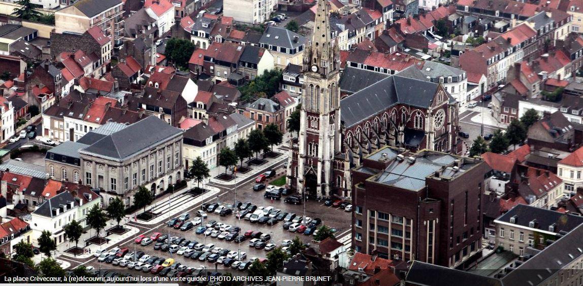Place Crèvecoeur