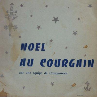 Un ancien disque sur un Noël au Courgain maritime
