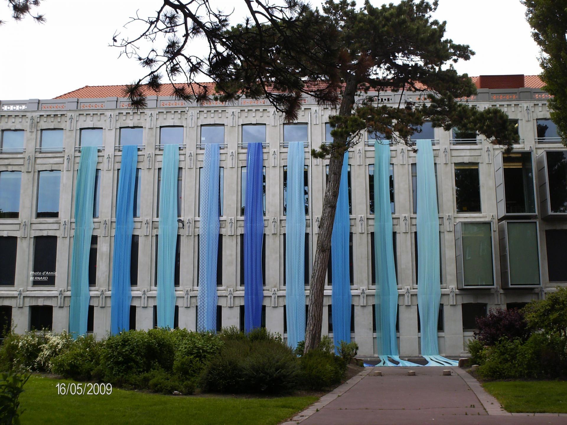 La Cité de la Dentelle et de la Mode à Calais en 2009
